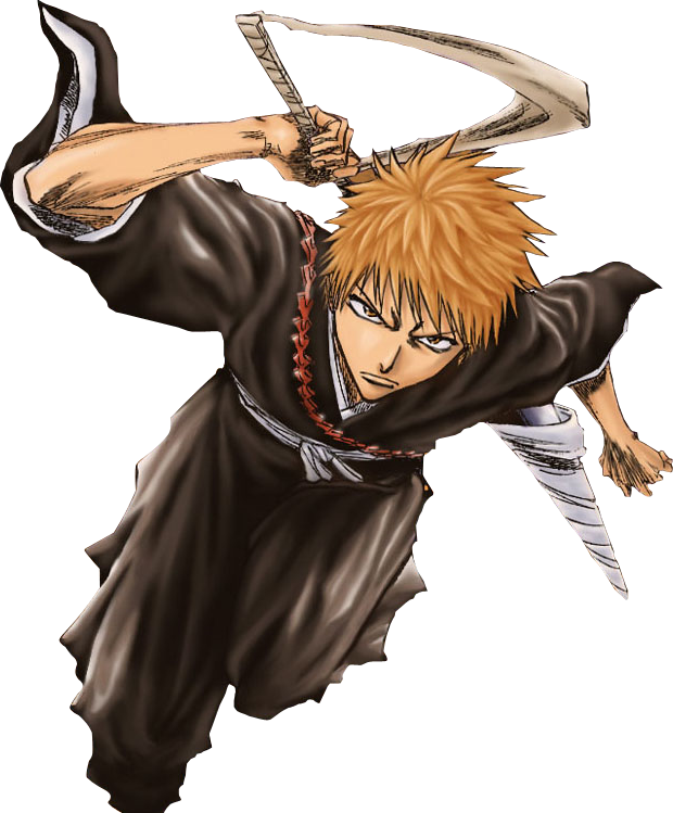 Kurosaki Ichigo in Bleach Anime Wallpapers