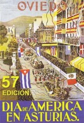 Dia de America en Asturias
