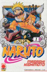 Naruto Manga 1