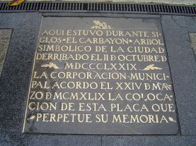 Placa Carbayón